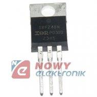 IRFZ48N               Tranzystor N-MOSFET 53A 55V 94W