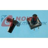 Mikroswitch 12x12x11mm TS12-110 4piny 12V