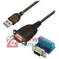 Przejście USB/RS422/RS485 Adapt. konwerter UNITEK Y-1082