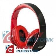Słuchawki nauszne Quer z mikrof. Jack 3,5mm