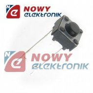 Mikroswitch 6x6mm 8mm 2 nogi ts6607-8 4,5mm