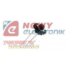 Mikroswitch 6x6mm 5/1,2mm 2 nogi (1,2mm sam przycisk)