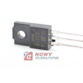2SD1273               Tranzystor NPN 80V 3A 40W TO220