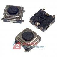 Mikroswitch 3,3x3,3x1,5 /0,3 SMD wysokość 1,5mm  TD-73XA