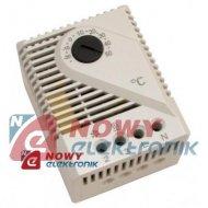 Termostat mechaniczny -20-(60°C) do szaf,wentylatorów regulator
