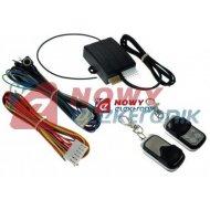 Autoalarm samoch. EXODUS NT 4p LUX  pilot metal.zamykany
