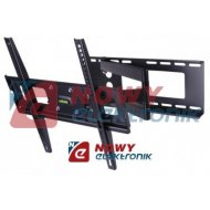 """Uchwyt LCD 32-55"""" 30kg High Cla. Vesa 400x400 czarny LCD/PDP"""