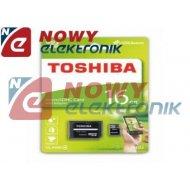 Karta pamięci micro SDHC 16GBSA SANDISK Class 4 z adapt. SD