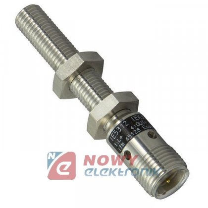 Czujnik ind. IE5312-IEK3002    M8, 2mm, NO, PNP, złącze M12,
