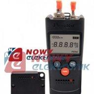 Miernik światłowodowy MT-7602 mocy optycznej