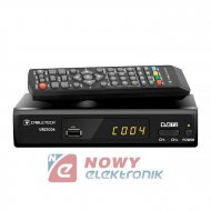 Tuner TV naz. URZ0336 DVB-T2 HD H.265 HEVC LAN   DVB-T,USB,HDMI