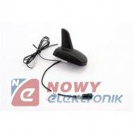 Antena samochodowa SHARK FIN FM NEW-VW akt.rekin wt.RAKU-2
