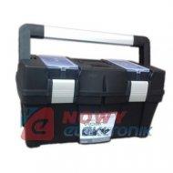 Skrzynka VIPER N18AA organizer  narzędziowa aluminiowa rączka