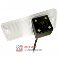 "Kamera cofania do KIA Sportage +IR LED 0.4Lux 1/3""CMOS"