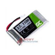 Dron X5C - Akumulator 1100mAh Green Cell bateria 3.7V