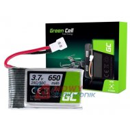 Dron X5C - Akumulator 650mAh Green Cell Bateria 3.7V  do Syma