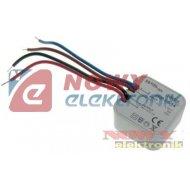 Zasilacz ZI LED 14VDC 8W podtynk 0.57A ZNP-08-14 ZAMEL dopuszkowy
