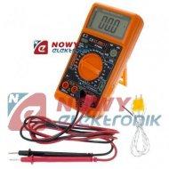 Miernik cyfrowy KT890 KEMOT (M890)