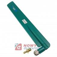Antena GSM/LTE4G Bat 13dbi  SMA + przejście na TS9 do modemów LTE