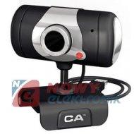 Kamera PC CA Focus Eureka CA1901 czarna kamera mikrofon