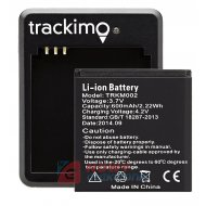 Bateria + Ładowarka Trackimo    Optimum lokalizator, akumulator