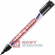 Marker EDDING 8000 gr-1mm czarny niskotemperaturowy (do -25stopni)