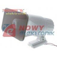 Głośnik H508 Bez Elektroniki syrena Tuba 30W 8ohm papuga CB