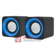 Głośniki komp. BLOW MS-23 USB 5V