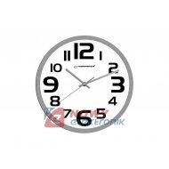 Zegar ścienny ESPERANZA EHC013W biały 25cm
