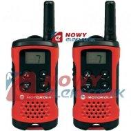 Radiotelefon MOTOROLA T40 kpl. PMR Krótkofalówka