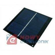 Bateria słoneczna 0,6W 6V OS9 USB112x91x3(solarna/ogniwo)PANEL