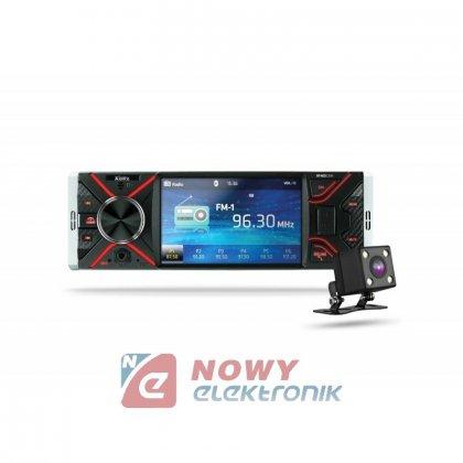 Radio samoch. Xblitz RF400 z tylną kamerą