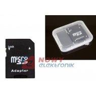 Adapter kart micro SD - SD Przejściówka