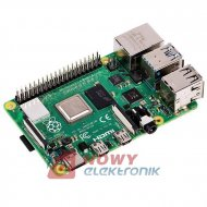 Raspberry Pi4 model B 1GB  ORYGINAŁ WiFi 1,5GHz Bluetooth USB3.0