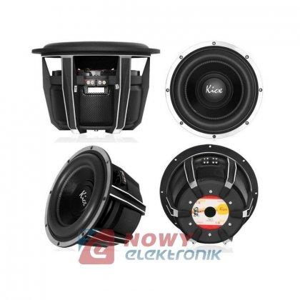 """Głośnik KICX QS300 12"""" Basowy  (*) SPL/DB DRAG samochodowy 1200W"""