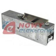 Elektrozaczep 822 12V AC z blok z wyłącznikiem i regulacją Lockpol