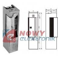 Elektrozaczep 840 12V AC        z pamięcią i wył. Lockpol Łucznik