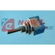 Przełącznik 3-pin 3-pozycyjny MTS-103 On-OFF-On