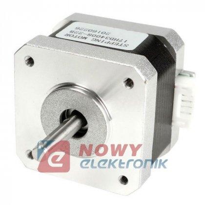 Silnik krokowy 42TSH34-1504A 1,5 34mm NEMA17  do drukarek 3D