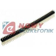 Wtyk PH80DS-14 pin prosty złoc.