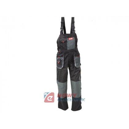 Spodnie robocze ogrodniczki TVR TVARDY rozmiar L(52)