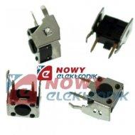 Mikroswitch 6.2x7.5 3.15mm  kąt, H-3.15mm Tact-R75H32B160