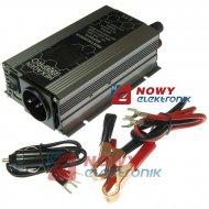 Przetwornica 12V/230V 800W HEX PRO LED     400/800W