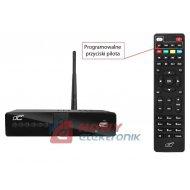 Tuner TV naz. LTC HDT103 DVB-T-2 WIFI z pilotem programowalnym