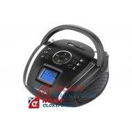 Radio FM SD,USB Boombox Hyundai (*) czarny BOOMBOX FM