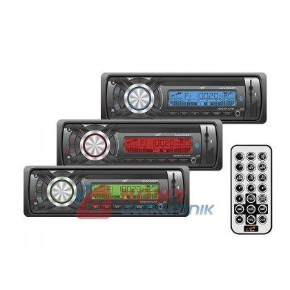 Radio samoch.LTC MVX5500BT MULTI COLOR USB/SD/MMC/MP3/BT 4x45W