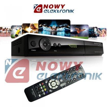 Tuner sat. cyfrowy ARIVA153  (*) DVB-T DVB-S DVB-C COMBO HDTV FERGUSON