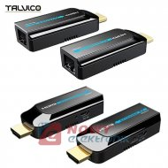 Przedłużacz/extender HDMI cat.6 do 50m LKV372S TALVICO