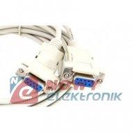 Kabel DB09F/DB09F 1.8m DSK30