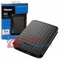 """Dysk zewnętrzny 2TB 2,5""""USB3.0  Seagate/Maxtor M3 Portable"""